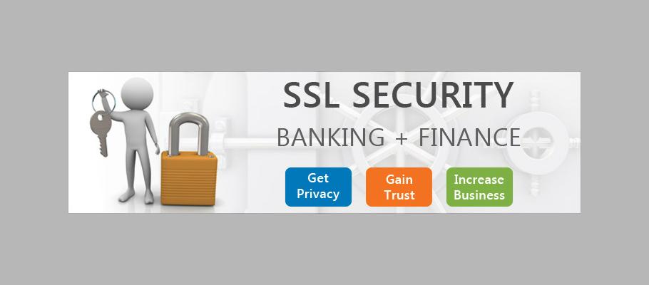 SSL Certificates for Online Baking
