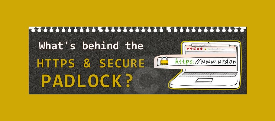 web security https ssl padlock