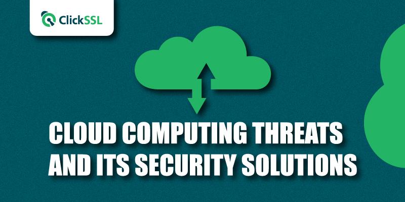 cloud computing threats