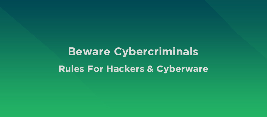 Rules for Hackers