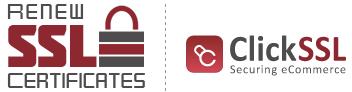 Renew SSL | ClickSSL