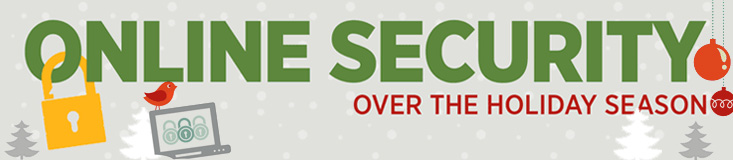 Christmas: A Real Blend of Security & Online Shopping