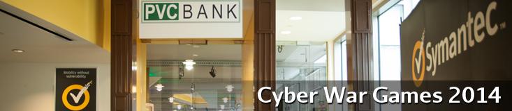 Symantec Cyber War Games 2014