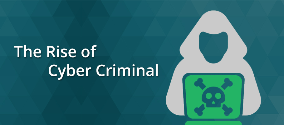 the rise of cyber criminals