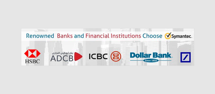 Famous Banks Financial Institutions Using Symantec Ssl Certificates