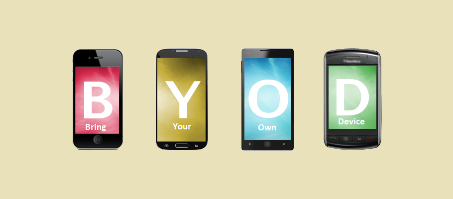 managing BYOD at business