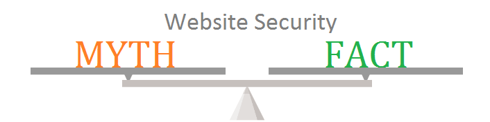 myths vs facts website security