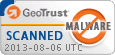 GeoTrust Website Anti Malware Scan