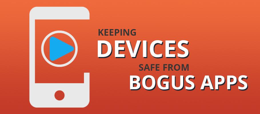 keep device secure
