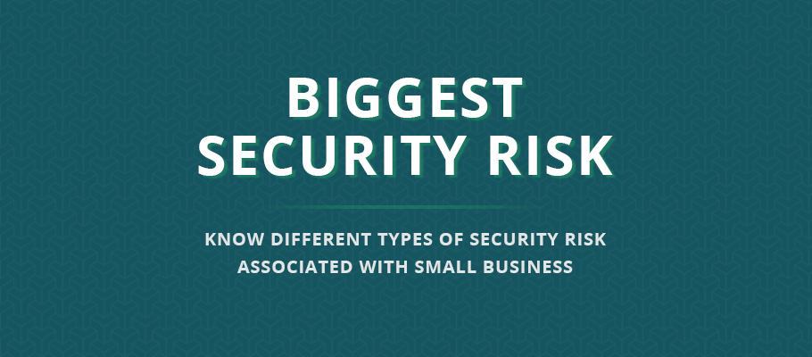 biggest security risks