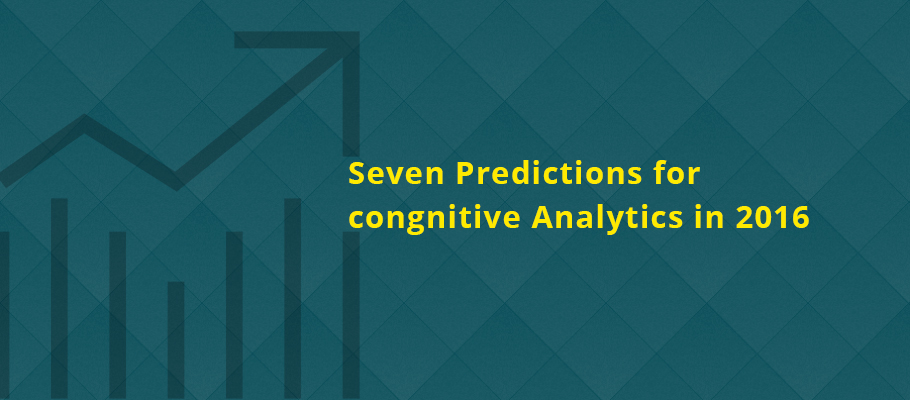 seven predictions cognitive analytics modify