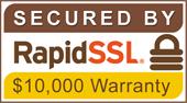 RapidSSL Trust Seal