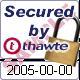 Thawte site seal