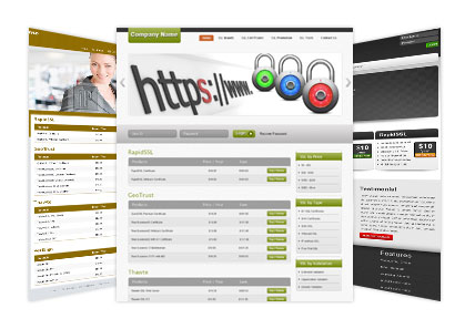 Features of Free SSL WebStore