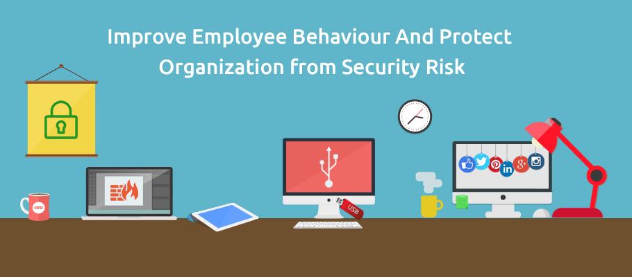 put halt on employee behavior in organizations