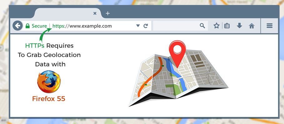 geolocation with firefox 55 https will require