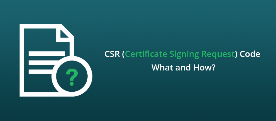 csr code generation what and how