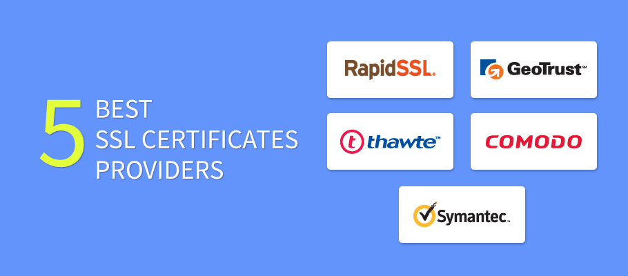 Best SSL Certificates Providers
