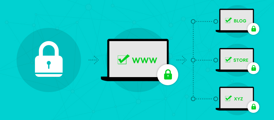 how to install wildcard ssl certificate on multiple servers