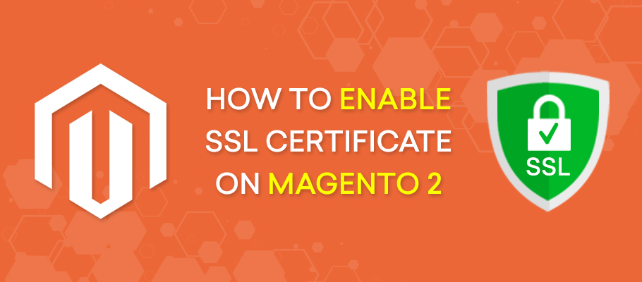 enable ssl certificate on magento 2