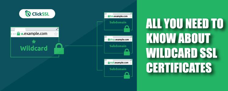 what is wildcard ssl certificate