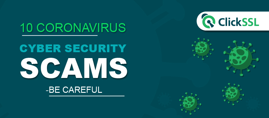 coronavirus cyber security scams