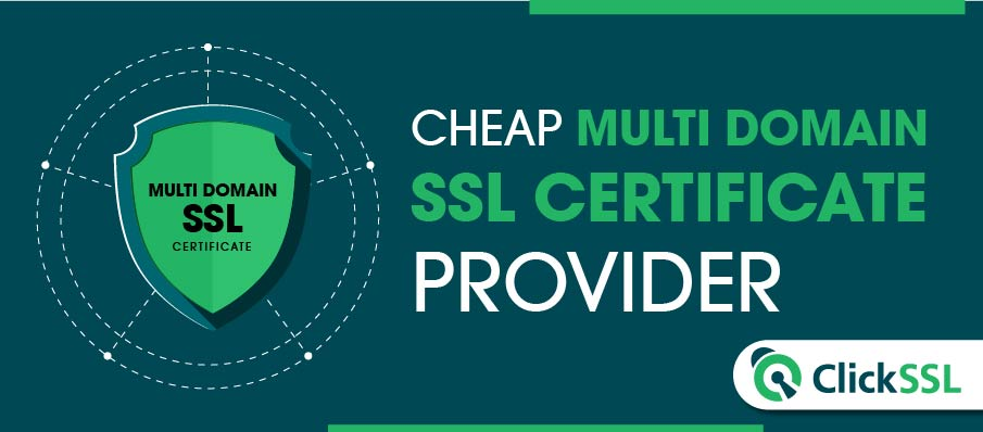 cheap multi domain ssl certificate