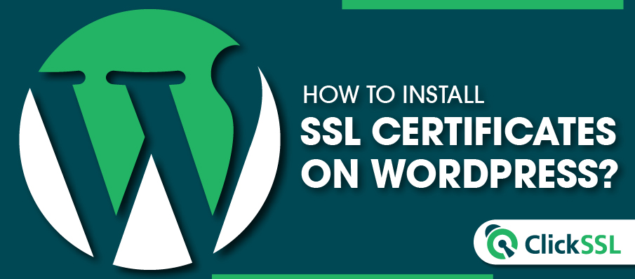 how to install ssl certificates on wordPress