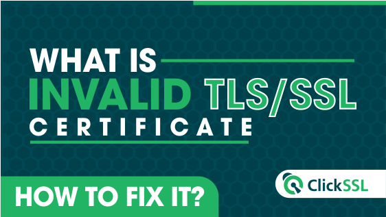 invalid ssl certificate error