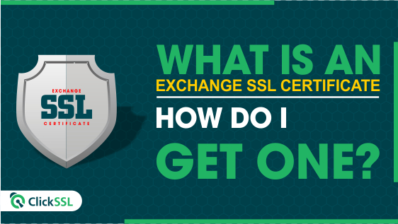 what is an exchange ssl certificate