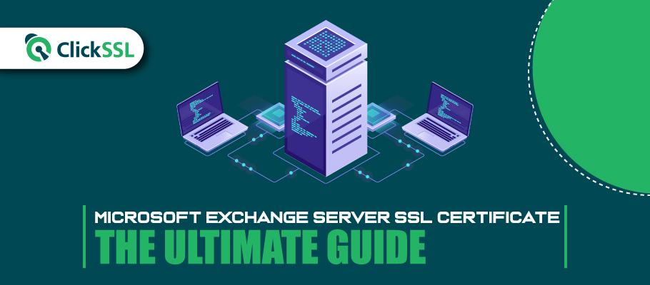 microsoft exchange server ssl certificate