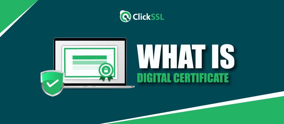 what is digital certificate
