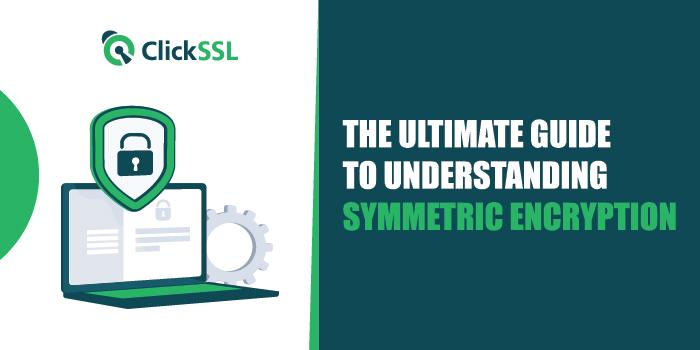 what is symmetric encryption